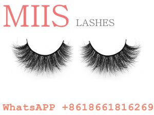 soft Siberian mink 3d lashes