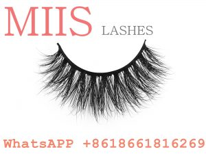100% cruelty free 3d Mink Eye lashes