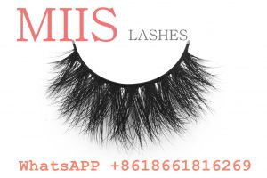 label eyelashes with own logo