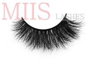 100% mink fur lashes for sale