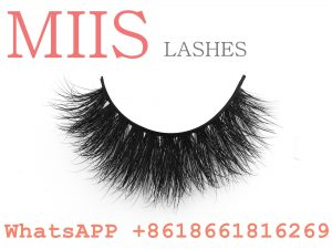 bandless 3D mink lashes