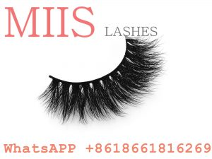 3D mink lashes private