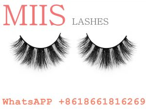 custom lashes