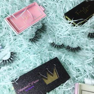 lashes boxes